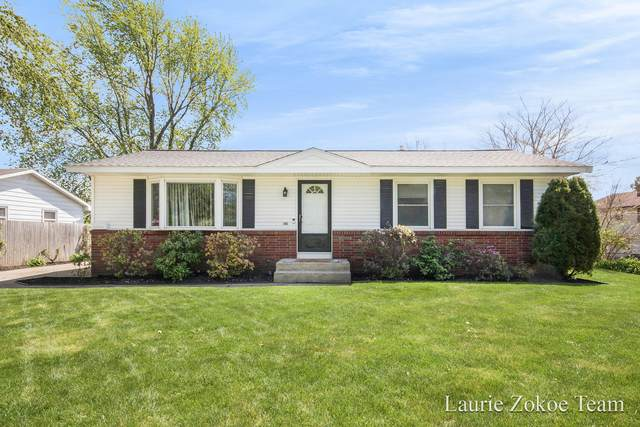 1244 3 Mile Road NW, Grand Rapids, MI 49544 (MLS #21015816) :: Your Kzoo Agents