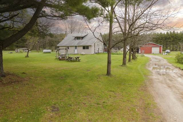 8800 NW County Line Road, Barryton, MI 49305 (MLS #21015818) :: Your Kzoo Agents