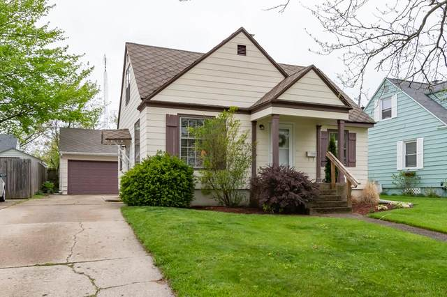 2614 Thayer Drive, St. Joseph, MI 49085 (MLS #21015820) :: Keller Williams Realty | Kalamazoo Market Center