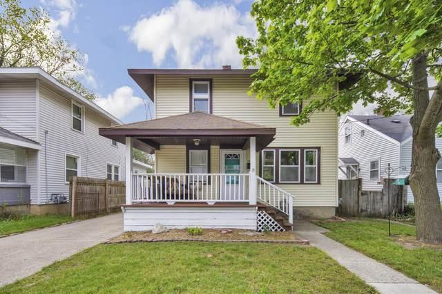 1018 Merrifield Street SE, Grand Rapids, MI 49507 (MLS #21015821) :: Keller Williams Realty | Kalamazoo Market Center
