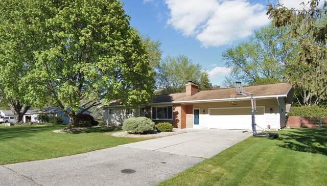 7524 Cherry Avenue, Jenison, MI 49428 (MLS #21015825) :: Keller Williams Realty | Kalamazoo Market Center