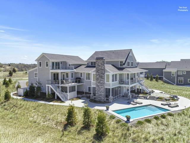 3566 Saugatuck Beach Road #6, Saugatuck, MI 49453 (MLS #21015877) :: Keller Williams Realty | Kalamazoo Market Center
