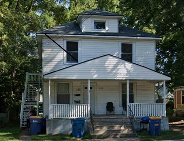 843 Franklin Street SE, Grand Rapids, MI 49507 (MLS #21015882) :: JH Realty Partners