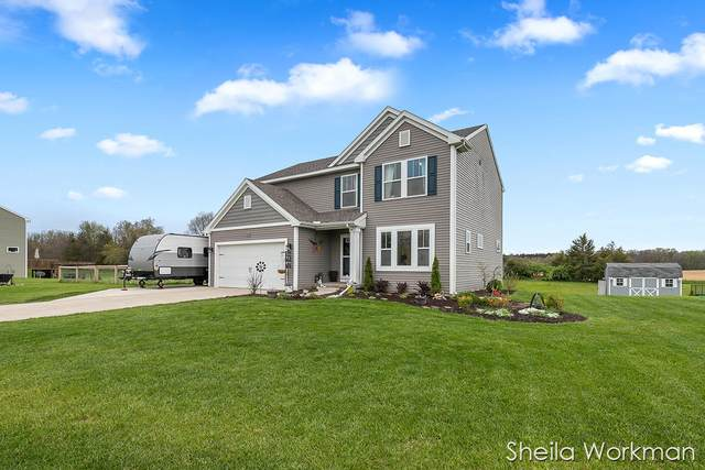 1221 Crystal Way Court, Middleville, MI 49333 (MLS #21015909) :: Your Kzoo Agents
