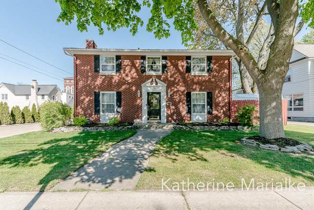 15 S State Street, Zeeland, MI 49464 (MLS #21015915) :: Keller Williams Realty | Kalamazoo Market Center