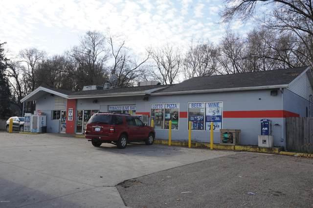 2536 S Sprinkle Road, Kalamazoo, MI 49001 (MLS #21015932) :: JH Realty Partners