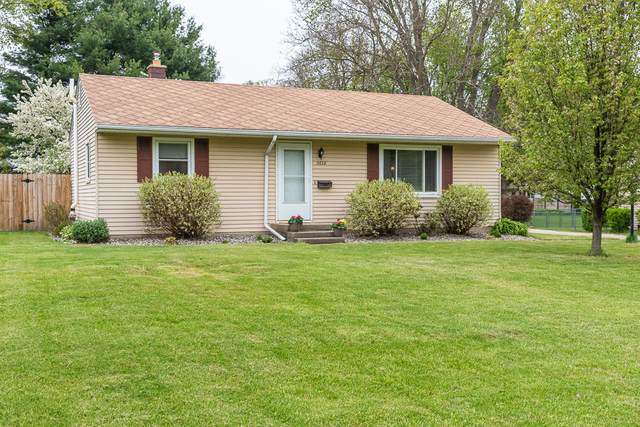 3628 Pontiac Avenue, Kalamazoo, MI 49006 (MLS #21015945) :: Your Kzoo Agents