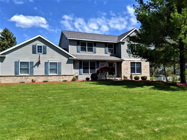 6700 Crystal Downes Drive SE, Caledonia, MI 49316 (MLS #21015951) :: Your Kzoo Agents