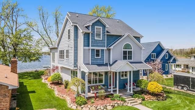 551 E Shore Drive, Battle Creek, MI 49017 (MLS #21015971) :: Keller Williams Realty | Kalamazoo Market Center