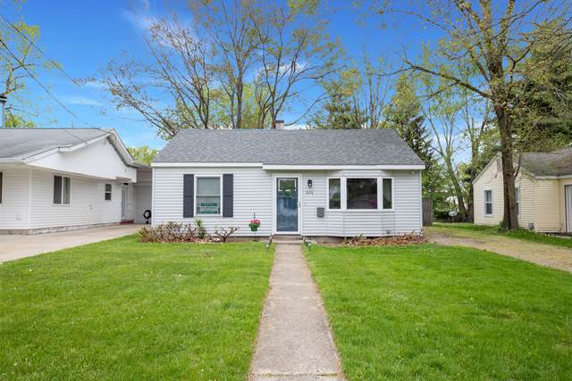 606 Pleasant Avenue, Kalamazoo, MI 49008 (MLS #21015978) :: Your Kzoo Agents