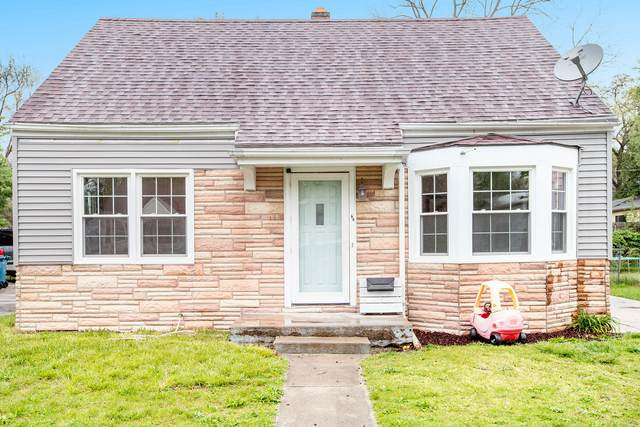 66 Keith Drive, Battle Creek, MI 49037 (MLS #21015984) :: Deb Stevenson Group - Greenridge Realty