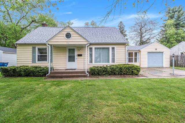 702 Dwillard Drive, Kalamazoo, MI 49048 (MLS #21015993) :: Your Kzoo Agents