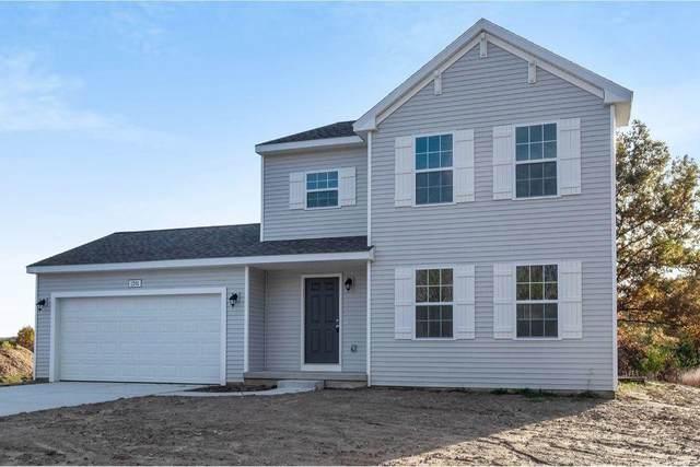 4888 Shadow Creek Drive, Hudsonville, MI 49426 (MLS #21016000) :: BlueWest Properties