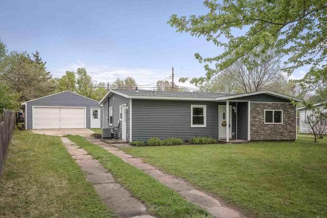 2423 S 14th Street, Niles, MI 49120 (MLS #21016016) :: Your Kzoo Agents