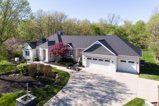 1671 Prairiewood Court, Otsego, MI 49078 (MLS #21016024) :: Your Kzoo Agents