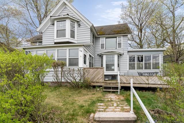 10 Edwards Avenue, Grand Haven, MI 49417 (MLS #21016030) :: JH Realty Partners