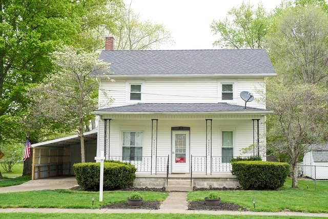 303 Reed Street, Nashville, MI 49073 (MLS #21016031) :: Keller Williams Realty | Kalamazoo Market Center