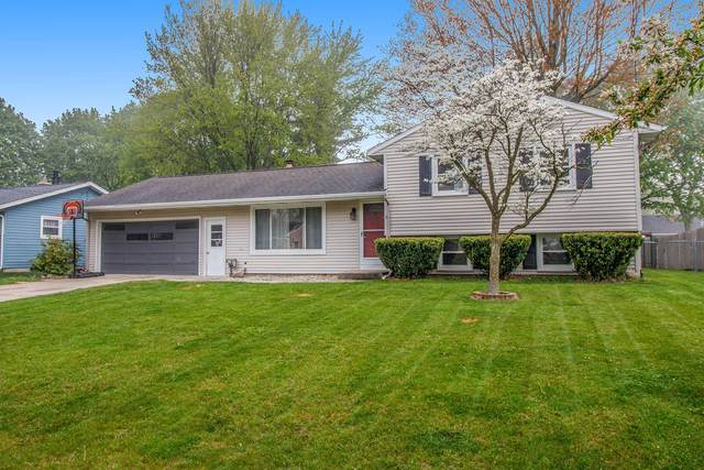 2522 Beethoven Avenue, Portage, MI 49024 (MLS #21016043) :: Deb Stevenson Group - Greenridge Realty