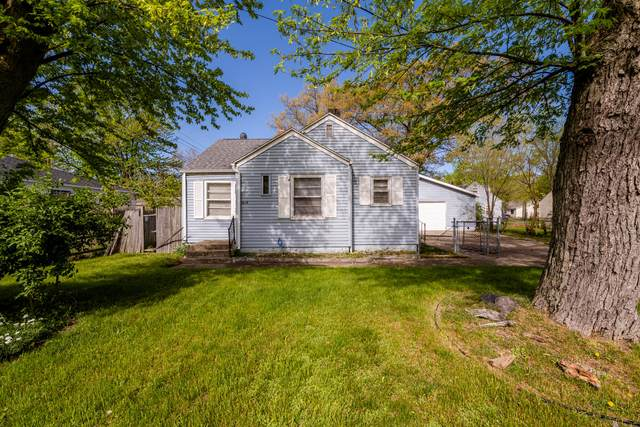1614 Broadway, Benton Harbor, MI 49022 (MLS #21016084) :: Deb Stevenson Group - Greenridge Realty