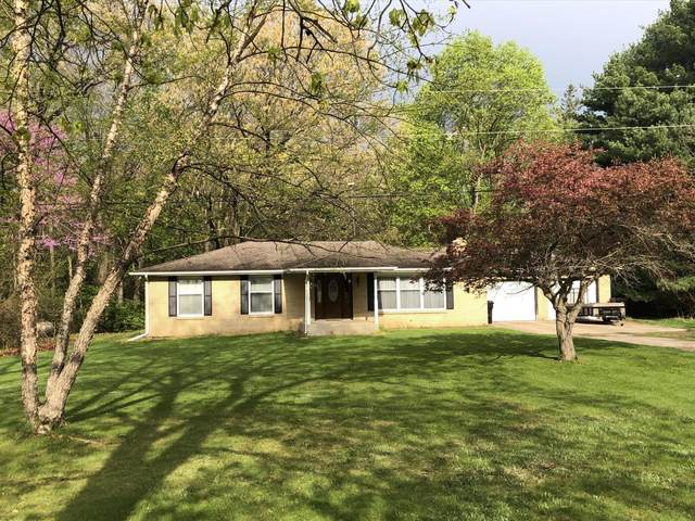 1420 Camp Road, Buchanan, MI 49107 (MLS #21016110) :: Keller Williams Realty | Kalamazoo Market Center