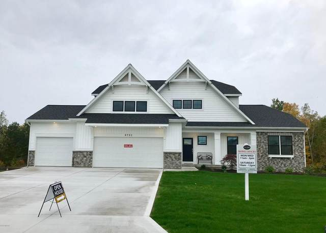 8138 Honeysuckle Hill Ct. Drive SE #5, Grand Rapids, MI 49512 (MLS #21016137) :: JH Realty Partners