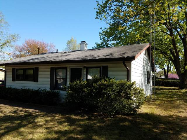 1504 Fulkerson Road, Niles, MI 49120 (MLS #21016152) :: Keller Williams Realty | Kalamazoo Market Center