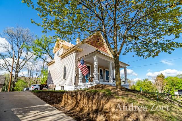 538 W Lincoln Avenue, Ionia, MI 48846 (MLS #21016179) :: Keller Williams Realty | Kalamazoo Market Center