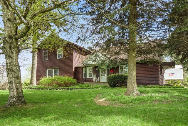 3625 W Kistler Road, Ludington, MI 49431 (MLS #21016186) :: Keller Williams Realty | Kalamazoo Market Center