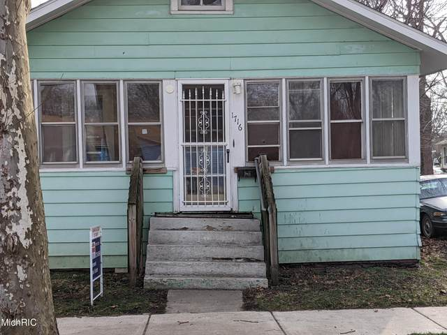 1716 N Church Street, Kalamazoo, MI 49007 (MLS #21016196) :: Your Kzoo Agents