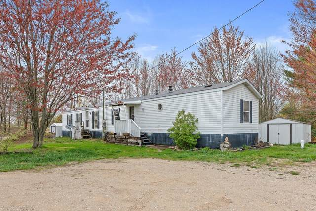 8188 E 3 Mile Rd Road, Luther, MI 49656 (MLS #21016205) :: CENTURY 21 C. Howard