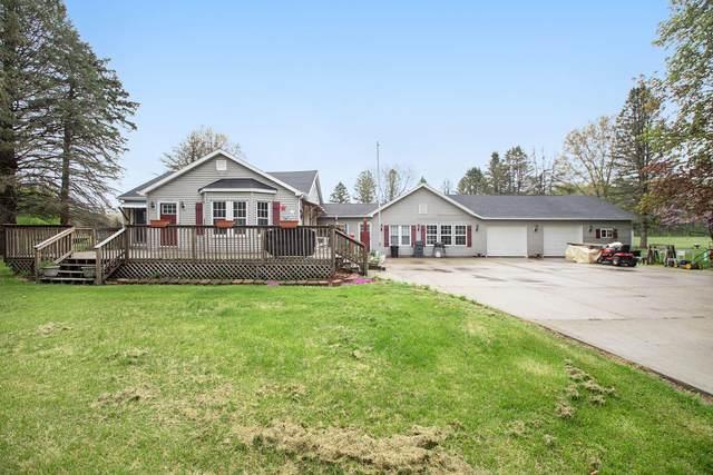 3453 Riverside Road, Benton Harbor, MI 49022 (MLS #21016212) :: Keller Williams Realty | Kalamazoo Market Center