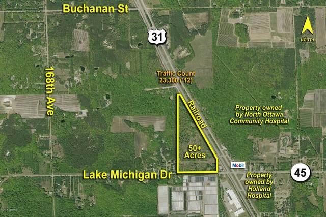 16015 Lake Michigan Drive, Grand Haven, MI 49417 (MLS #21016241) :: BlueWest Properties