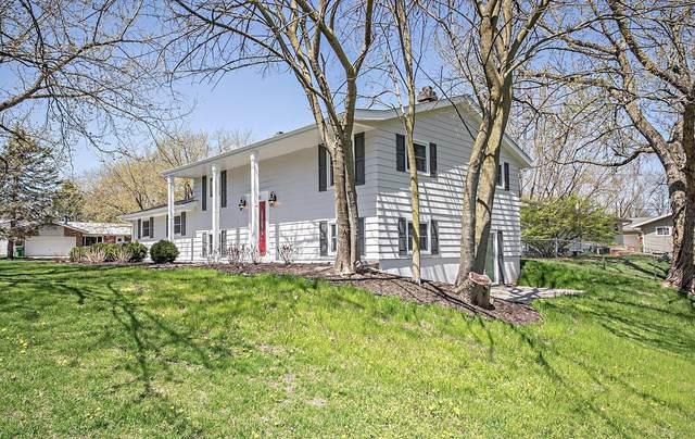 1381 W Glenlord Road, St. Joseph, MI 49085 (MLS #21016267) :: Keller Williams Realty | Kalamazoo Market Center