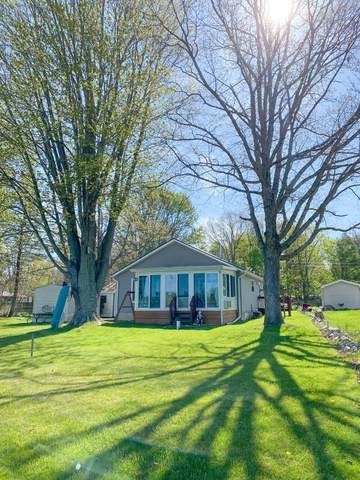 1276 S Blossom Lake Drive, Colon, MI 49040 (MLS #21016279) :: Deb Stevenson Group - Greenridge Realty