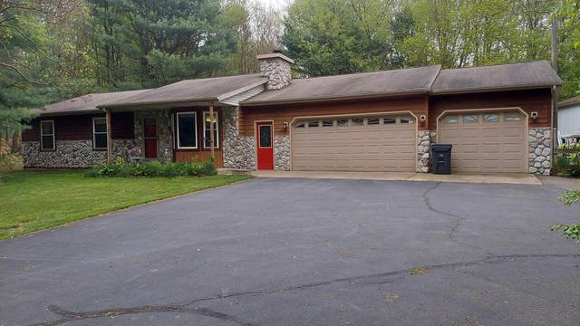 9395 S Vankal St, Mattawan, MI 49071 (MLS #21016348) :: Your Kzoo Agents