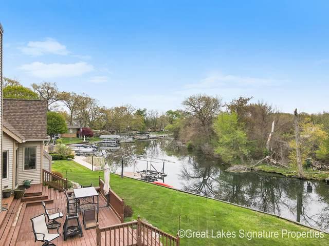 Parcel A Lynwood Drive, Battle Creek, MI 49015 (MLS #21016350) :: Ginger Baxter Group