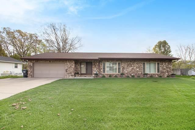 8783 S Bluffview Drive, Berrien Springs, MI 49103 (MLS #21016390) :: Keller Williams Realty | Kalamazoo Market Center
