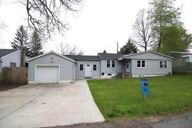 804 Graham Lake Terrace, Battle Creek, MI 49014 (MLS #21016397) :: Ginger Baxter Group