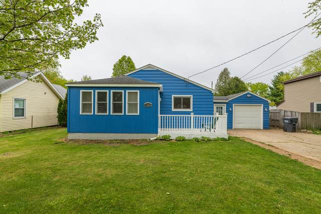1718 Lansing Avenue, Portage, MI 49002 (MLS #21016416) :: Ron Ekema Team