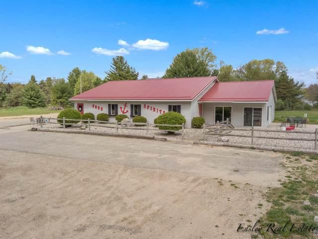7221 S Croton-Hardy Dr, Newaygo, MI 49337 (MLS #21016418) :: BlueWest Properties