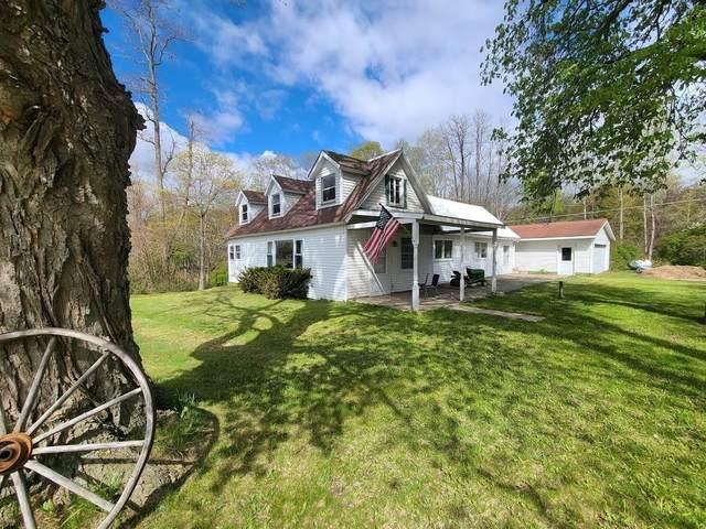 14759 157th Avenue, Big Rapids, MI 49307 (MLS #21016424) :: BlueWest Properties