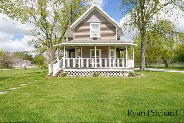 6335 Byron Road, Zeeland, MI 49464 (MLS #21016561) :: Keller Williams Realty | Kalamazoo Market Center