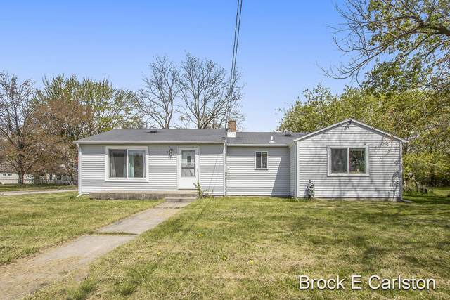 930 W Barney Avenue, Muskegon, MI 49441 (MLS #21016569) :: Deb Stevenson Group - Greenridge Realty