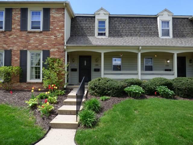 2523 Abbington Drive SE #94, Grand Rapids, MI 49506 (MLS #21016581) :: JH Realty Partners