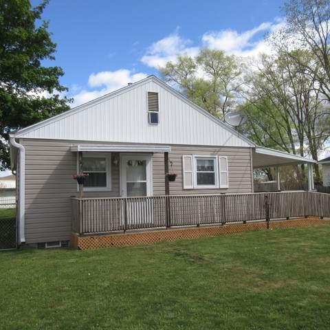 1529 Whiting Street SW, Wyoming, MI 49509 (MLS #21016584) :: Keller Williams Realty | Kalamazoo Market Center