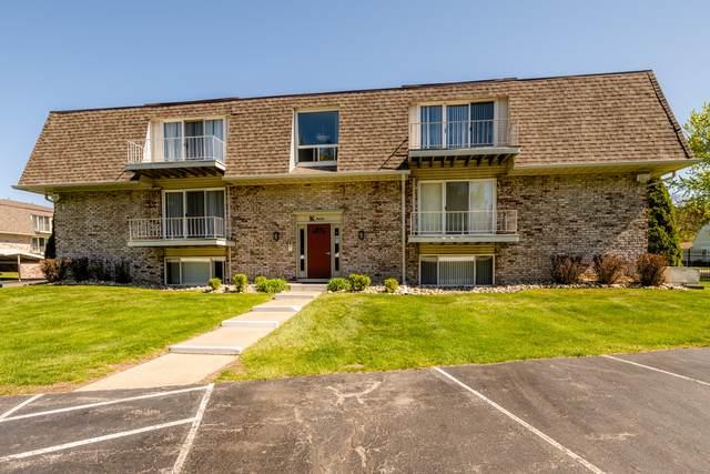 3626 Lakeshore Drive 114 (K5), St. Joseph, MI 49085 (MLS #21016593) :: Keller Williams Realty | Kalamazoo Market Center