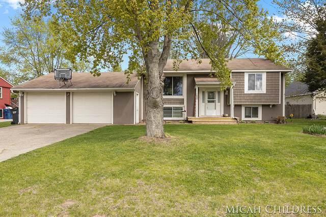 1667 Selly Oak Avenue, Dorr, MI 49323 (MLS #21016596) :: BlueWest Properties