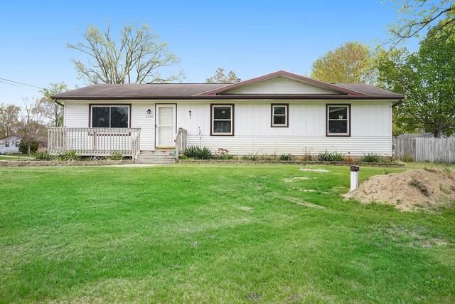 4089 Janet Drive, Dorr, MI 49323 (MLS #21016598) :: BlueWest Properties