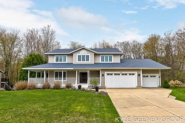 6484 Castle Avenue, Holland, MI 49423 (MLS #21016608) :: BlueWest Properties
