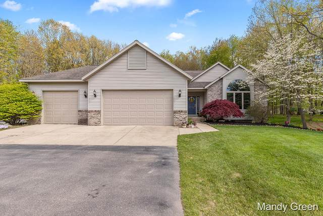 11312 (2) Wild Pond Drive NE, Rockford, MI 49341 (MLS #21016624) :: Keller Williams Realty | Kalamazoo Market Center